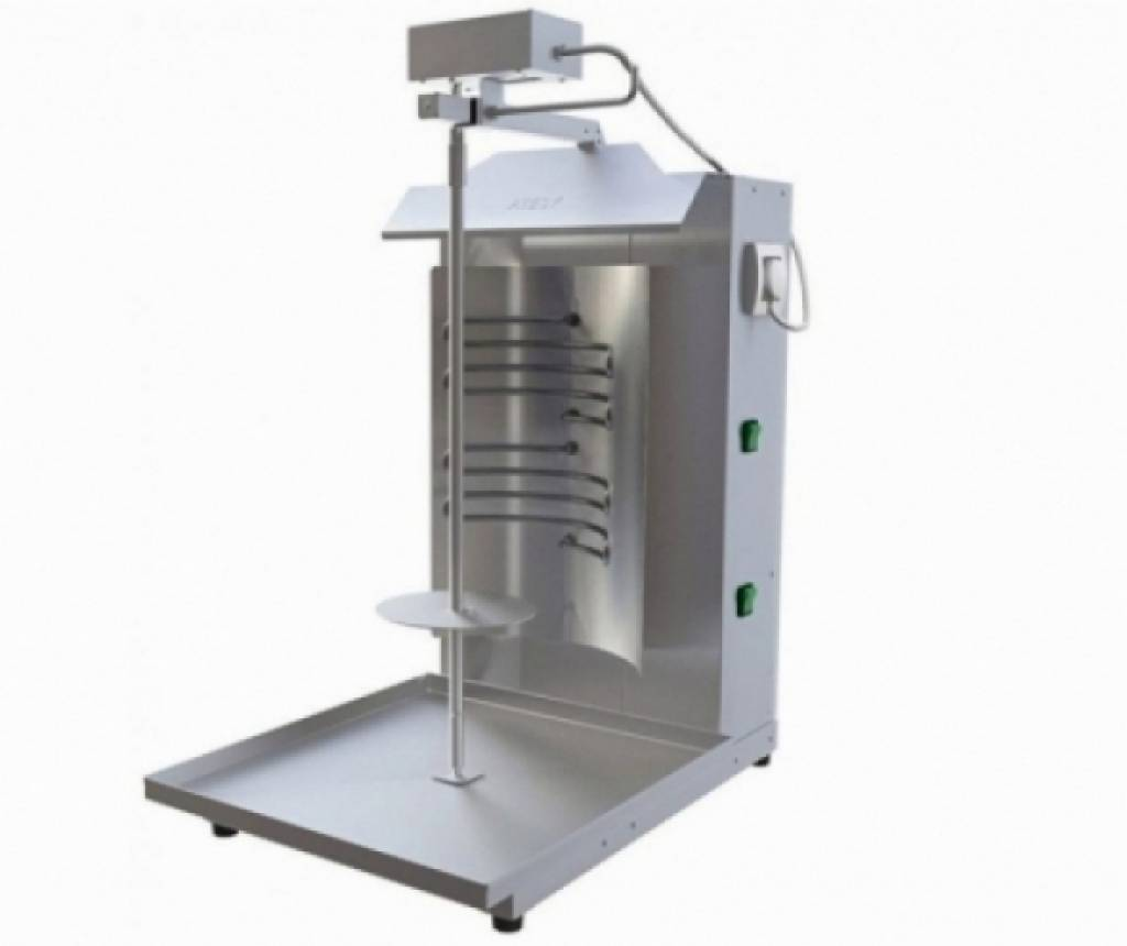 Аппараты для приготовления шаурмы (электрические)