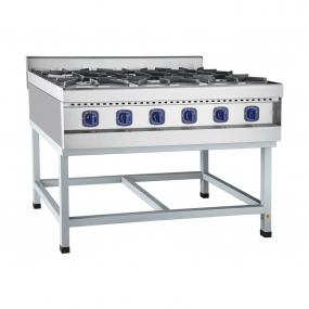 Плиты для кафе и ресторанов (газовые)