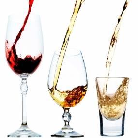 Для вина, бренди,ликера