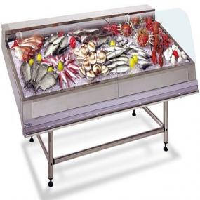 Холодильные витрины для рыбы