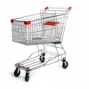 Тележки и корзины для торговли и склада