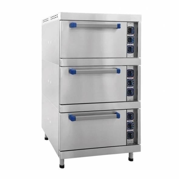 Шкаф жарочный ШЖЭ-3-К-2/1 (с конвекцией) - купить в интернет-магазине key-t.com
