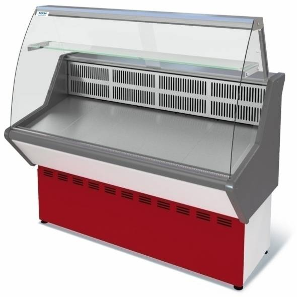 Витрина холодильная Нова ВХСн-1,8 - купить в интернет-магазине key-t.com