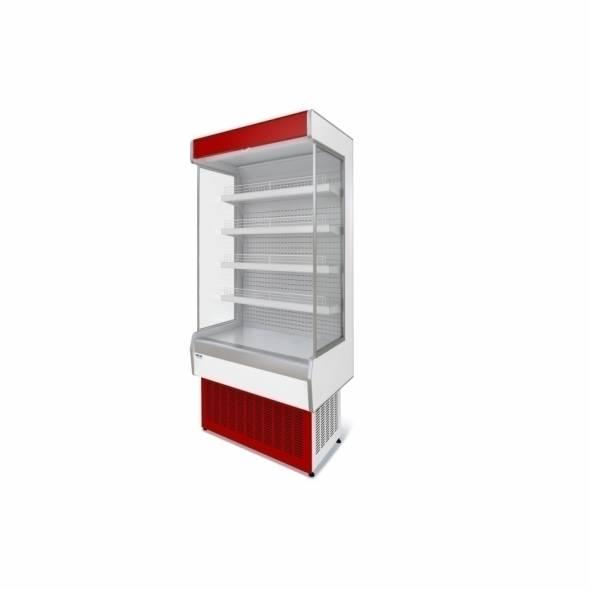 Витрина холодильная ВХСп-1,25 КУПЕЦ - купить в интернет-магазине key-t.com