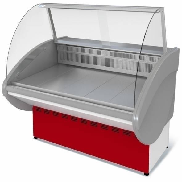 Витрина холодильная Илеть ВХС-2,4 - купить в интернет-магазине key-t.com