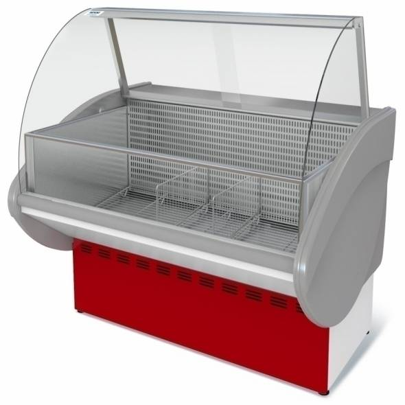 Витрина холодильная Илеть ВХН-1,2 - купить в интернет-магазине key-t.com