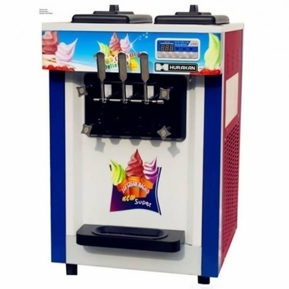 Фризер для мягкого мороженого HKN-BQ58 - купить в интернет-магазине key-t.com