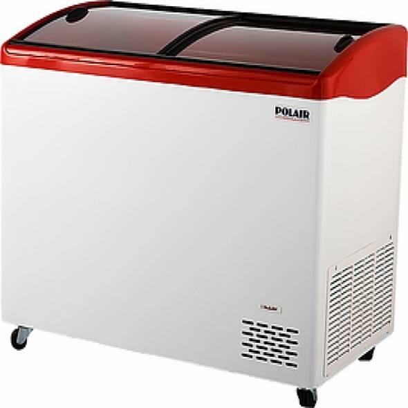 Ларь морозильный POLAIR DF120SC-S - купить в интернет-магазине key-t.com