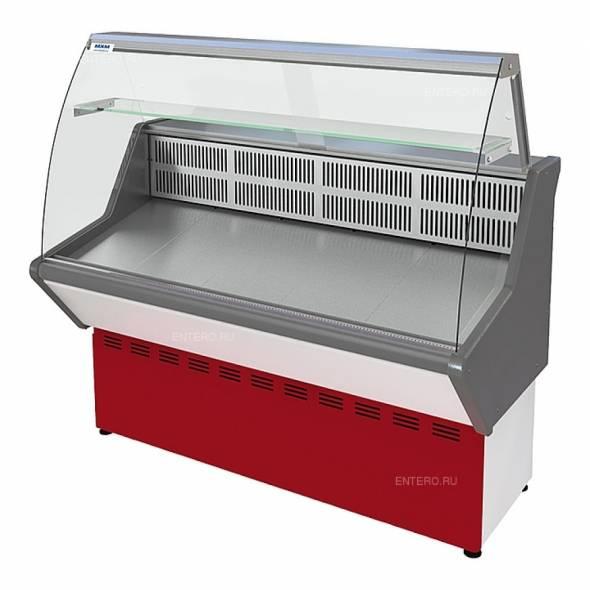 Витрина холодильная Марихолодмаш ВХСн-1,0 Нова (статика) - купить в интернет-магазине key-t.com