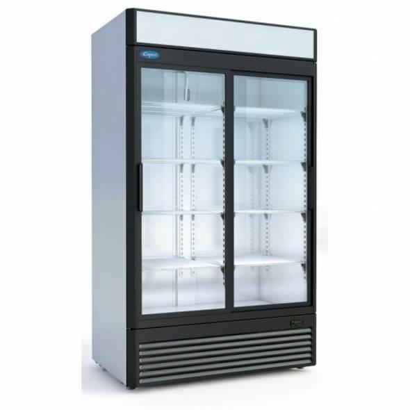 Шкаф холодильный Капри 1,12СК купе - купить в интернет-магазине key-t.com