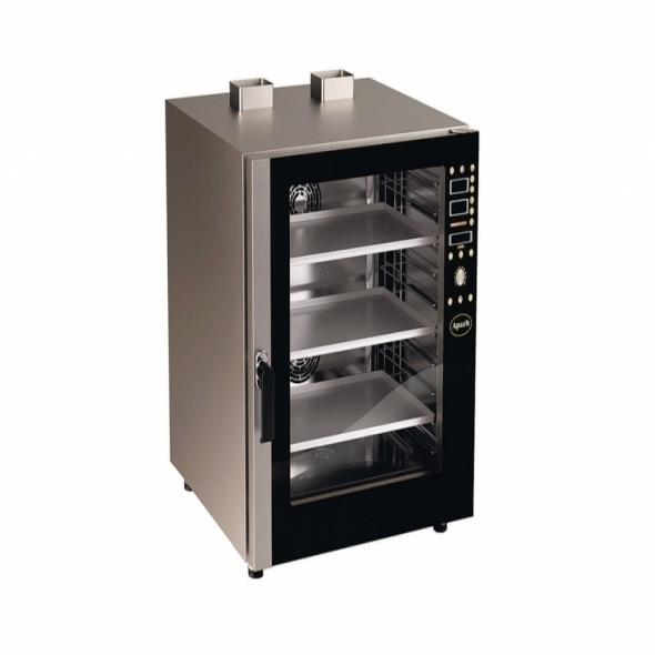 Пароконвектомат A1/10HD GAS AC - купить в интернет-магазине key-t.com