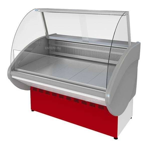 Витрина холодильная Марихолодмаш ВХСн-1,2 Илеть (динамика) - купить в интернет-магазине key-t.com
