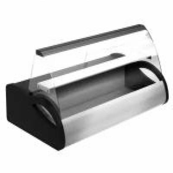 Витрина холодильная Carboma А87 SM 1,5-1 (ВХС-1,5 Арго) серый - купить в интернет-магазине key-t.com
