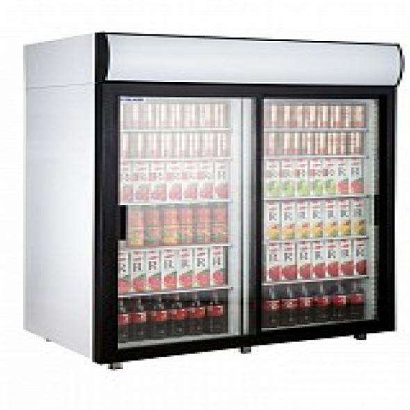 Шкаф холодильный POLAIR DM110Sd-S 2.0 - купить в интернет-магазине key-t.com