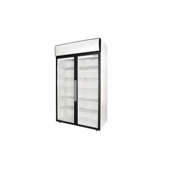 Шкаф холодильный DM 114-S - купить в интернет-магазине key-t.com