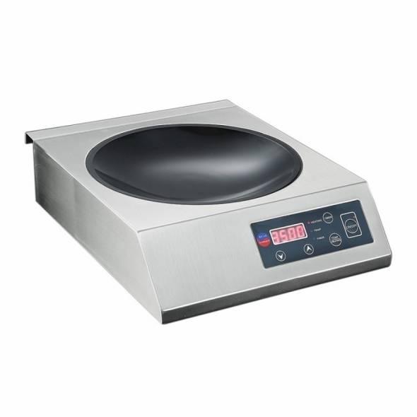 Плита индукционная IN3500S WOK - купить в интернет-магазине key-t.com