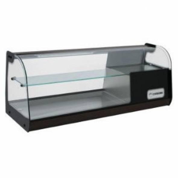 Витрина холодильная Carboma ВХСв-1,0 XL (4 гастр+полка) - купить в интернет-магазине key-t.com
