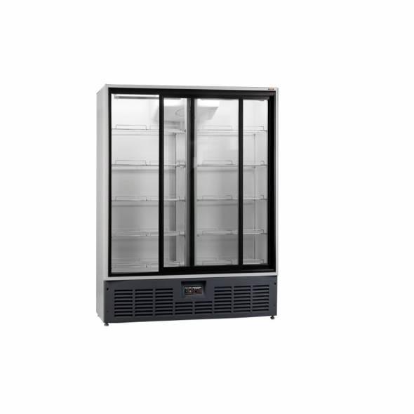 Шкаф холодильный R1400MC купе - купить в интернет-магазине key-t.com