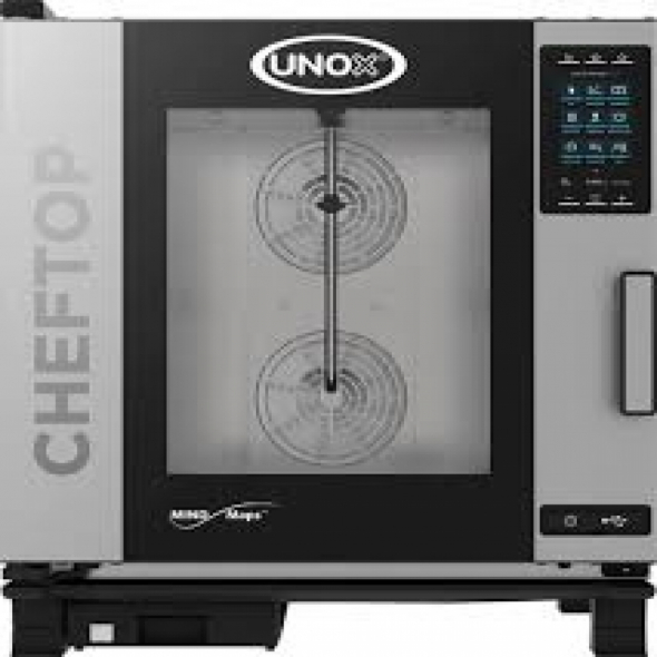 Пароконвектомат UNOX XEVC-0711-EPR - купить в интернет-магазине key-t.com