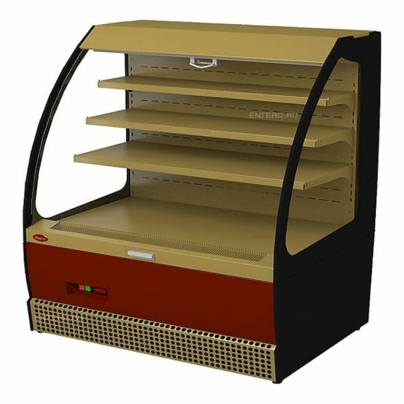 Витрина холодильная Марихолодмаш VSo-1,3 Veneto GK краш. - купить в интернет-магазине key-t.com