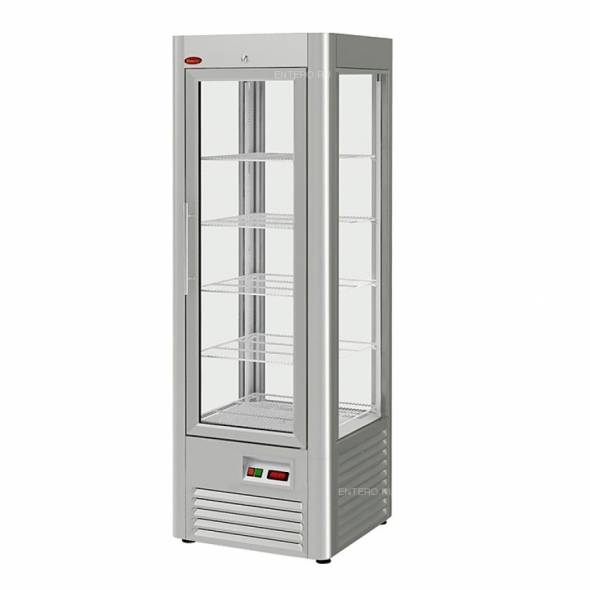 Шкаф холодильный Марихолодмаш RS-0,4 Veneto нерж. - купить в интернет-магазине key-t.com