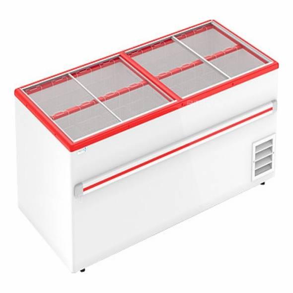 Ларь -бонета морозильная Frostor F 2000 B красная - купить в интернет-магазине key-t.com