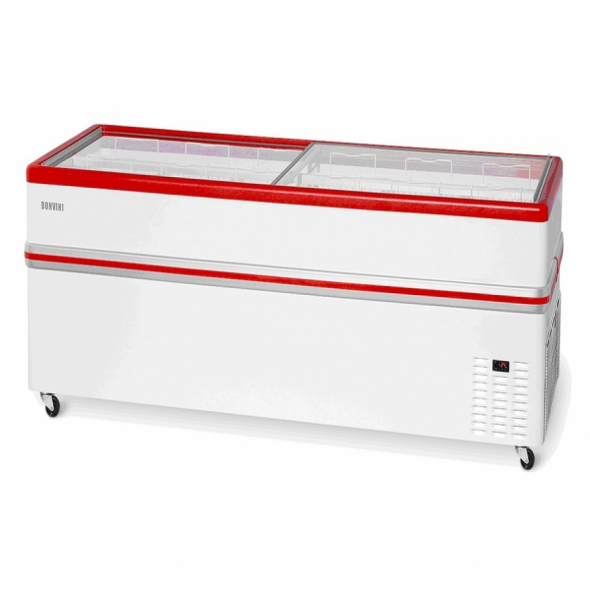 Бонета Bonvini BFL 2500 красная - купить в интернет-магазине key-t.com