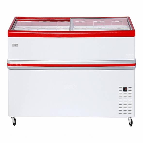 Бонета Bonvini BF 2500L серая/красная - купить в интернет-магазине key-t.com