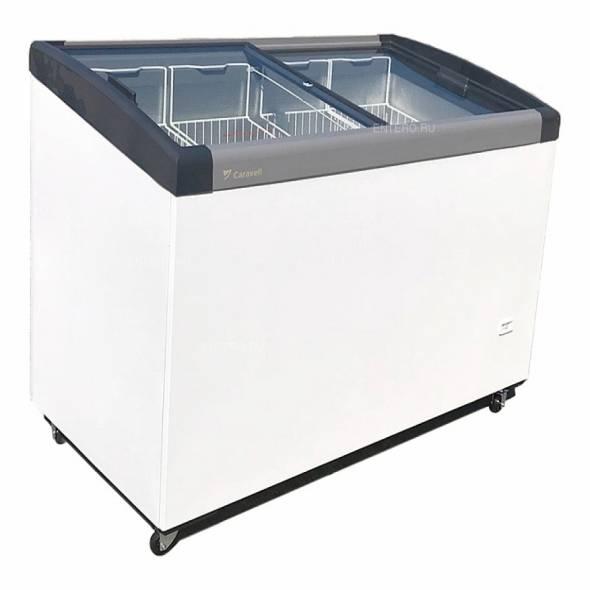 Ларь морозильный Caravell 416 - купить в интернет-магазине key-t.com