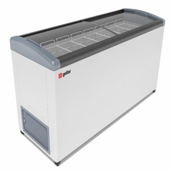 Ларь морозильный Frostor GELLAR FG 775 E серый - купить в интернет-магазине key-t.com