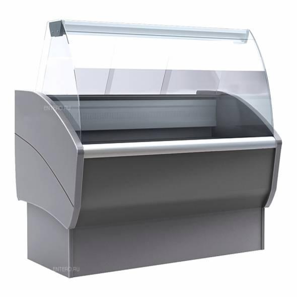 Витрина морозильная Carboma G85 SL 1,2-1 (ВХСн-1,2 ЭКО) - купить в интернет-магазине key-t.com