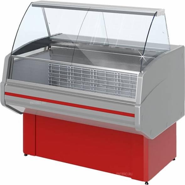 Витрина морозильная Golfstream Двина CS 150 ВН красная/синяя - купить в интернет-магазине key-t.com