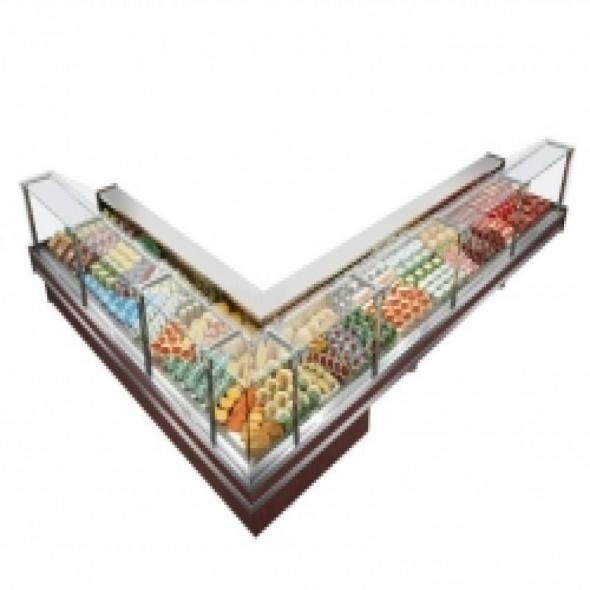 Холодильная витрина LETON - купить в интернет-магазине key-t.com