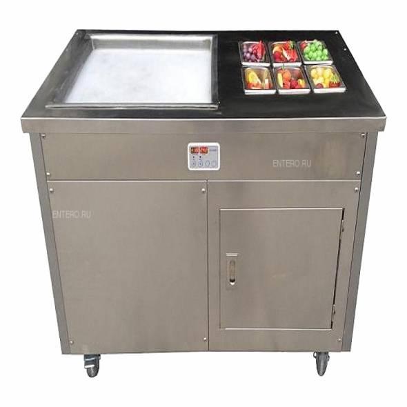 Фризер для мороженого VIATTO CB1+6S - купить в интернет-магазине key-t.com