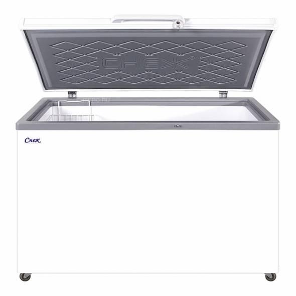 Ларь морозильный Снеж МЛК-400 - купить в интернет-магазине key-t.com