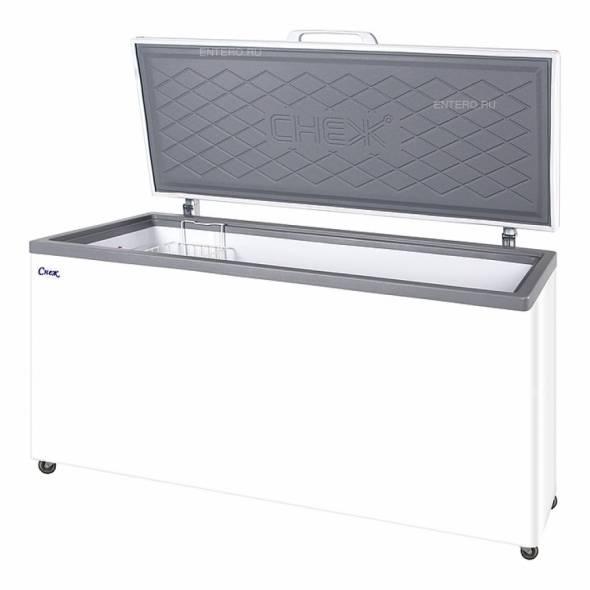 Ларь морозильный Снеж МЛК-600 нерж. крышка - купить в интернет-магазине key-t.com