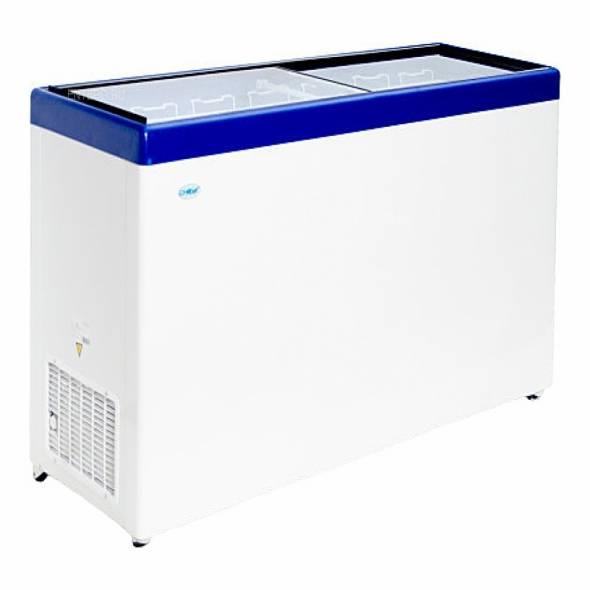 Ларь морозильный Снеж МЛП-700 серый/синий/красный - купить в интернет-магазине key-t.com