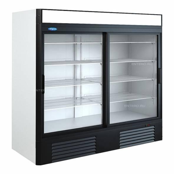 Шкаф холодильный Марихолодмаш Капри 1,5 УСК купе - купить в интернет-магазине key-t.com