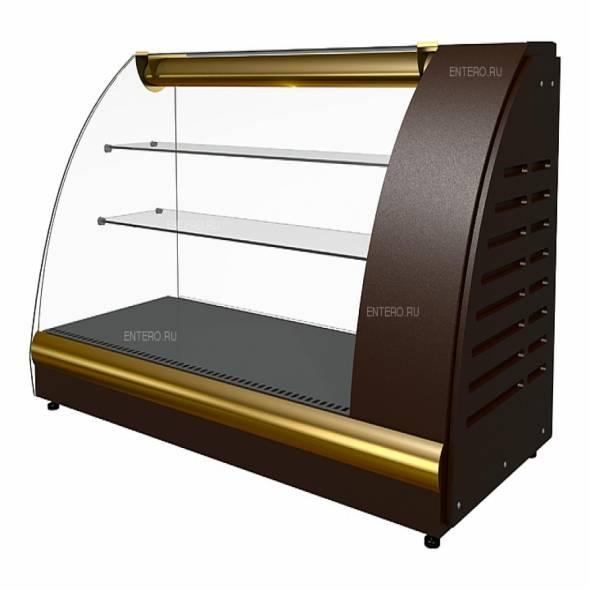 Витрина холодильная Carboma A57 VM 1,2-1 (ВХС-1,2 Арго XL Люкс) - купить в интернет-магазине key-t.com