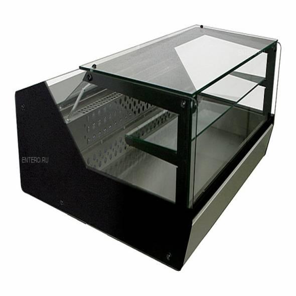 Витрина холодильная Carboma АС87 SV 1,0-1 (ВХСр-1,0 Сube Арго XL Техно) - купить в интернет-магазине key-t.com