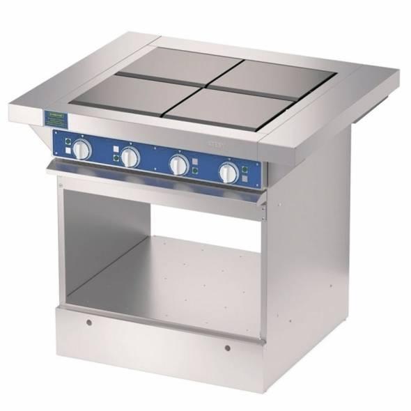 Плита электрическая ЭПЧ 9-4-12 Традиция 4 - купить в интернет-магазине key-t.com