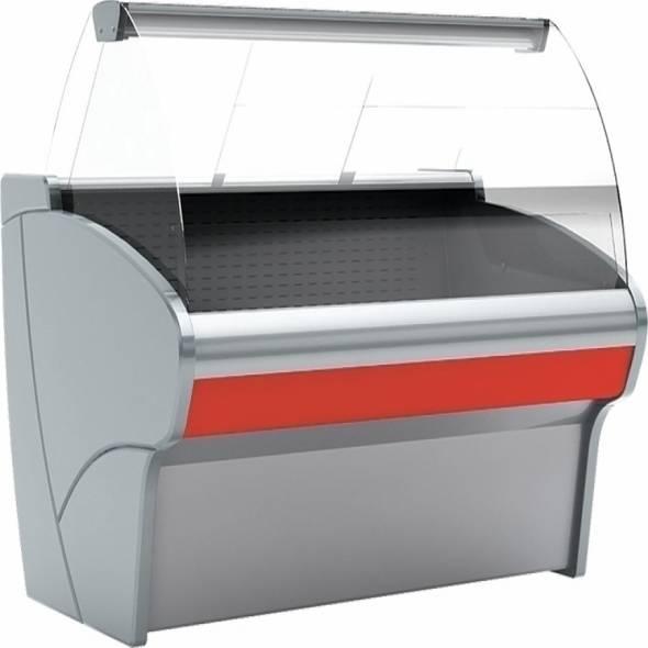 Витрина холодильная Carboma ВХСр-1,25 Динамика - купить в интернет-магазине key-t.com