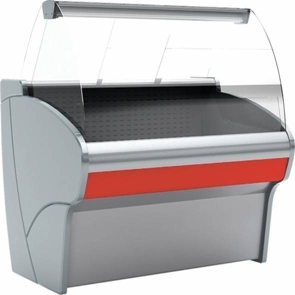 Витрина холодильная Carboma ВХСр-1,5 Динамика - купить в интернет-магазине key-t.com