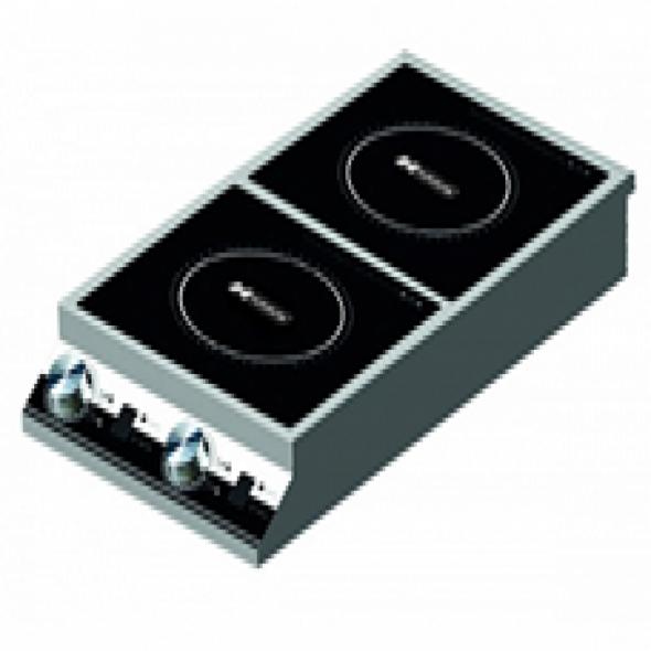 Плита индукционная Hurakan HKN-ICF70D2V - купить в интернет-магазине key-t.com