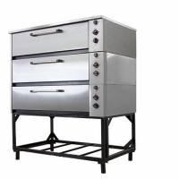Шкаф жарочно-пекарский ЭШП-3с(у)