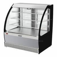 Витрина холодильная Марихолодмаш VSo-0,95 Veneto нерж. - купить в интернет-магазине key-t.com