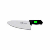 """""""Нож поварской 250/395 мм, """"""""Шеф"""""""", зеленый"""""""
