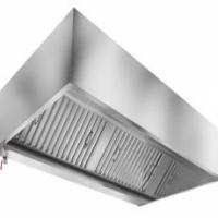 Зонт приточно-вытяжной МВО-0,9МС-0,7ПК в форме короба