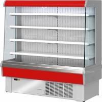 Горка холодильная Golfstream Свитязь 120 ВС красная