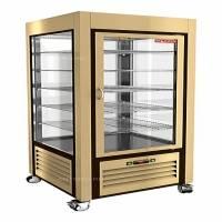 Витрина кондитерская HICOLD VRC 350 Be - купить в интернет-магазине key-t.com